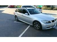 Swap BMW e91 320d msport for 7 seater