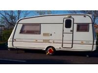 Swift corniche two birth caravan lovely condition
