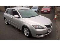 MAZDA 3 TS 2004 REG ONLY 1 FORMER OWNER PX WELCOME £795