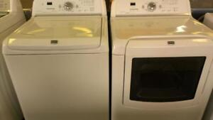 15-   Laveuse Sécheuse MAYTAG XL STEAM Washer Dryer