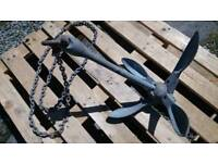 New(Other) - Grapnel 8Kg Folding Anchor
