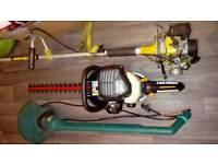 SOLD!! Petrol Hedge Cutter- Petrol Strimmer- Electric Strimmer