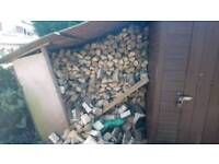 Logs for sale, firewood