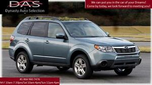 2010 Subaru Forester 2.5 X Touring Package Navigation/Sunroof