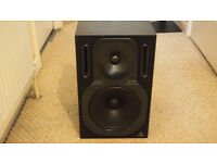 Behringer Truth B2031A Studio Monitor Faulty
