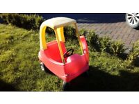 Little Tikes car for toddlers, looking for a new little owner