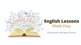 Online English Lessons Small Online School with Professional Teachers (35% off until 20th May!!!)