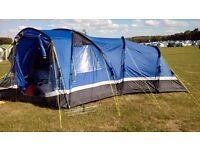 Hi Gear Sahara 6 person tent