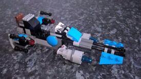 Lego Star Wars Bounty Hunter Speeder Bike (No Minifigures)