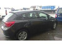 Vauxhall Astra, Exclusive, CDTI, ECO FLEX SS /1700