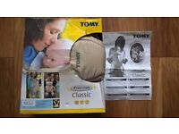 TOMY CLASSIC BABY CARRIER BIEGE £10