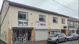 Premises To Let in town centre, Caerphilly