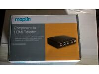 component to hdmi adapter (maplin)