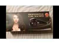 Professional Curl Machine