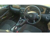 Grey Jaguar x type 2000 Diesel Estate tow bar Spares or Repair, might breaking.