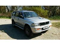 Mitsubishi Challenger 4x4 / Perfect for Farm or offroad use.