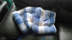 4 seat cushions set