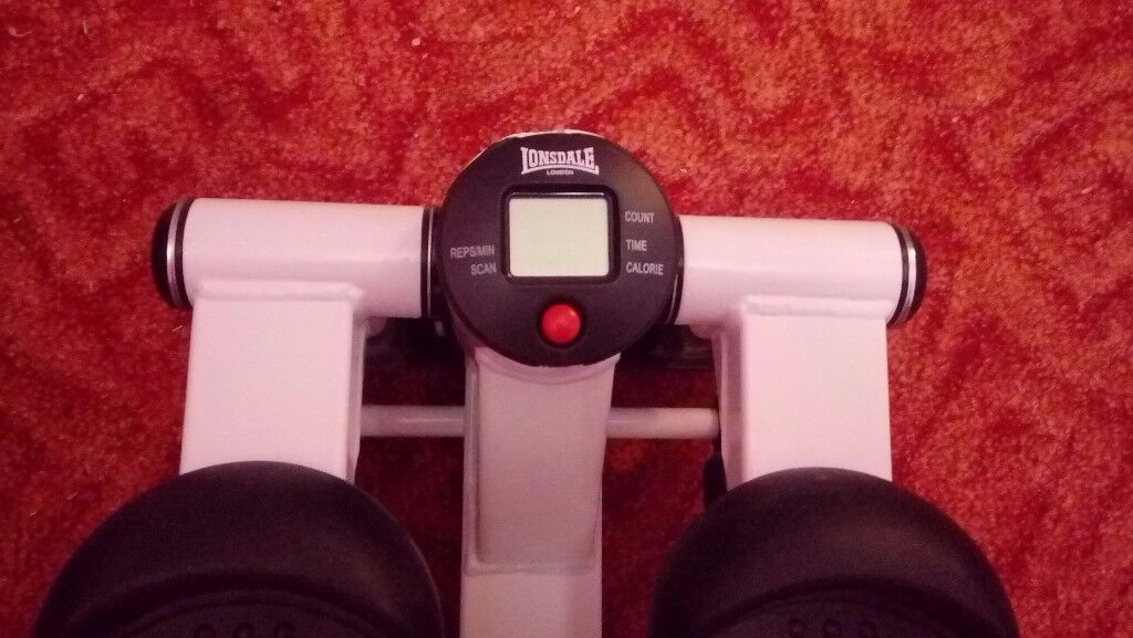 Lonsdale Stepper Like New RRP £36