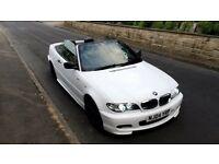 BMW 318 MSPORT CONVERTIBLE MODIFIED REPLICA LOOKALIKE 320 325 330 335 D E46