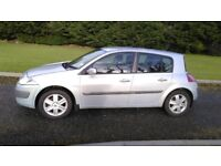 PRICE DROPPED RENAULT MEGANE 1.5 diesel FULL YEAR MOT DRIVING 100% only £30 a year road tax
