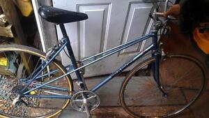 Vélo vintage 10 vitesses vélo sport 27 pouces