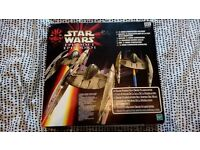 Star Wars Episode 1 Trade Federation Droid Star Fighter NEW BOXED