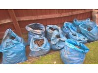 Garden Soil. Bagged up garden soil. Free. Collection only