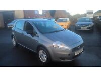 bargain 2007 new shape fiat punto 5 door drives good px welcome £795ono