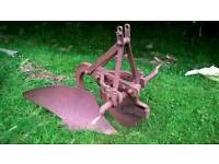 Ferguson single plough