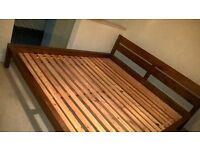 UK Super King Size Wooden Bed Frame