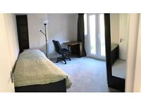 Small double room to rent Mon-Fri all bills incl.