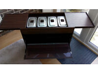 Phillips Hostess Trolley For Sale