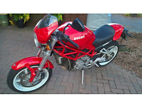 Immaculate ducati monster s2r