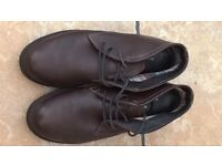 Men's Brown Shoes/ Boots