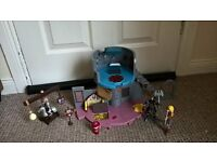 mike the knight castle playset