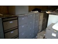 second hand filling cabinets. choice of several.