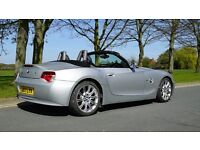 BMW Z4 2.0 i Sport Roadster 2dr ***2007 LOW MILEAGE***