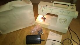 Singer Melodie 40 sewing machine in good working order.
