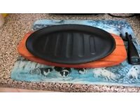 4 brand new sizzling platters po