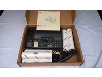 British Telecom DF50 Fax Machine with Thermal Paper