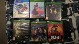 xbox games and vr