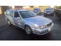 VOLVO V70 ESTATE CAR 1 YEARS MOT AUTO FULLY LOADED CHEAPER PX WELCOME £795