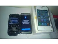 nokia e6 and n8 and iphone 4s