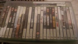 Xbox 360 ellite 120 gb with games
