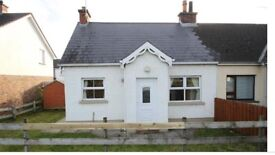 2 bed furnished semi to let Cookstown