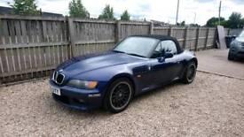 BMW Z3. 2.8 wide body