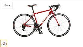 New avenir aspire racing bike (red) 55