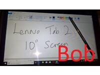 Lenovo Thinkpad Tab2 10 inch Windows tablet wifi and 3G