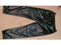 Zara track pants size 32