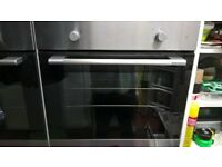 Logik integrated LBFANX16 Electric Oven - Stainless Steel